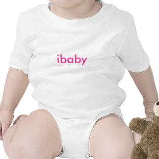 ibaby  Onsie- change to blue if boy Tee Shirts
