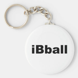 iBball Keychains
