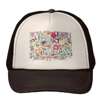 ibberish && Doodles... Hat