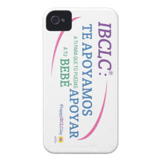 IBCLC® Day iPhone 4/4s Phone Case (Spanish) Case-Mate iPhone 4 Cases