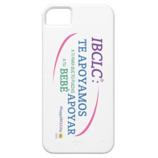 IBCLC® Day iPhone 5 Case (Spanish)