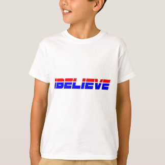 ibelieve t shirt