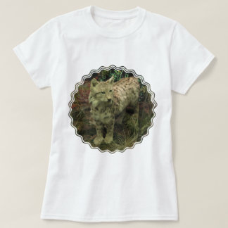 Iberian Lynx Ladies T-Shirt