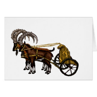 Ibex Chariot Card