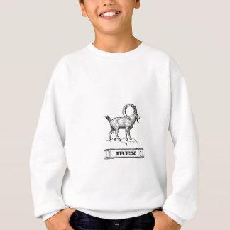 ibex fancy curl sweatshirt
