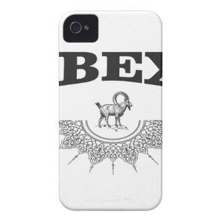 ibex the artwork Case-Mate iPhone 4 case