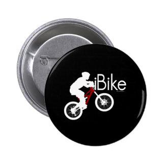 Ibike 6 Cm Round Badge