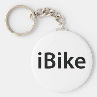 iBike trucker keychain