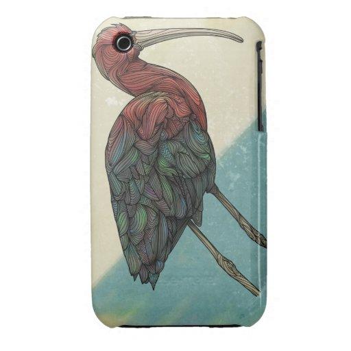 """""""Ibis"""" iPhone 3g/3gs case iPhone 3 Case-Mate Cases"""