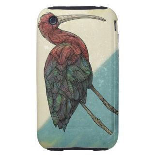 """Ibis"" iPhone Case Tough iPhone 3 Covers"