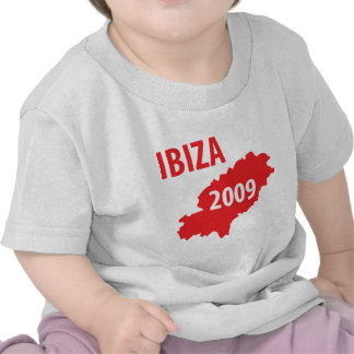Ibiza 2009 symbol t shirt