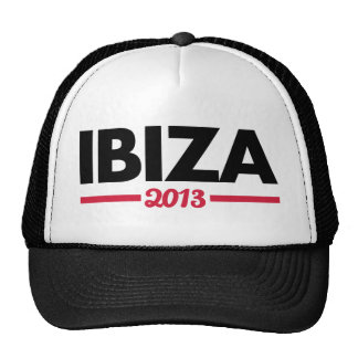 Ibiza 2013 hat