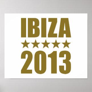 Ibiza 2013 print