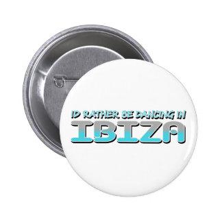 IBIZA 6 CM ROUND BADGE