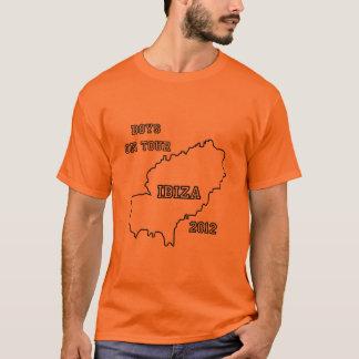 Ibiza - Boys on Tour 2012 T-Shirt