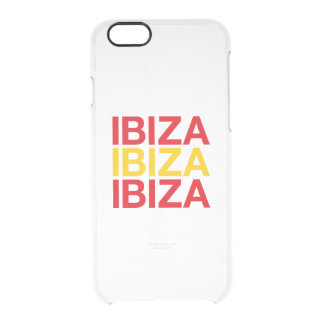 IBIZA CLEAR iPhone 6/6S CASE