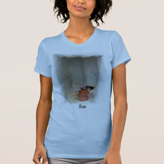 Ibiza Flowers Tee Shirt