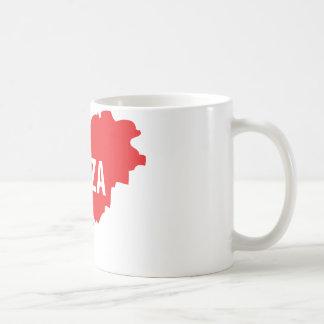 Ibiza icon coffee mug