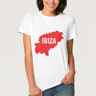 Ibiza icon tee shirts