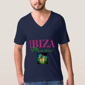 Ibiza Music T Shirt