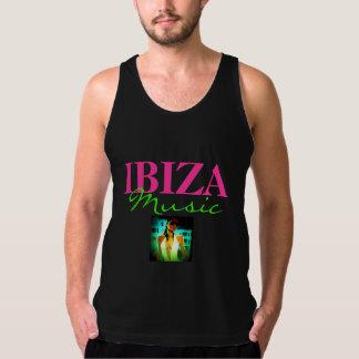 Ibiza Music Tank Tops