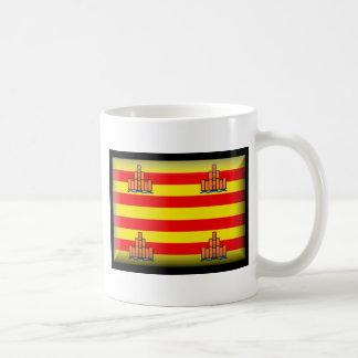 Ibiza (Spain) Flag Mugs
