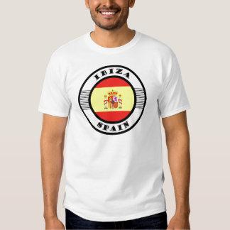 Ibiza Spain Tee Shirt