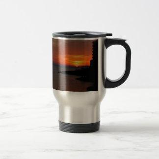 Ibiza Sunset Coffee Mugs