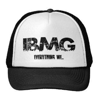 IBMG Wear Hats