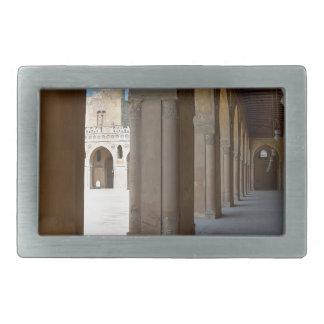 Ibn Tulun Mosque Cairo Belt Buckle