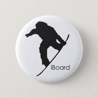 iBoard 6 Cm Round Badge