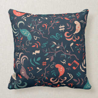 Ibong Adarna Throw Pillow