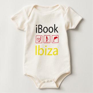 iBook Ibiza Baby Bodysuit