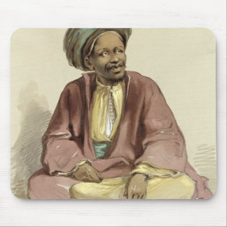 Ibrahim - from Sunnar, 1856 Mouse Pad