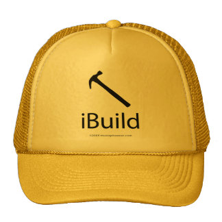 iBuild Cap