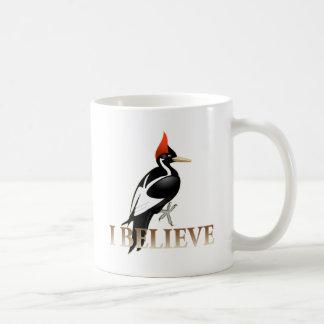 IBWO: I Believe Coffee Mug