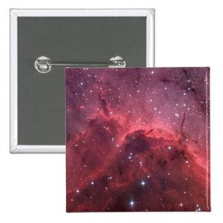 IC 5067 Emission Nebula Close-up Pins