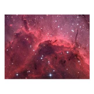 IC 5067: Emission Nebula Close-up Postcard