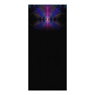 Icarus Abstract Fractal Design Custom Rack Card