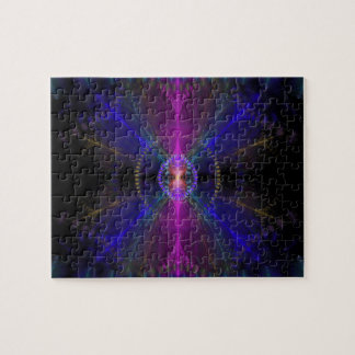 Icarus Abstract Fractal Design Puzzles