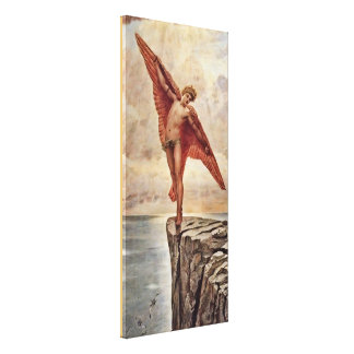Icarus by Richmond Canvas Print