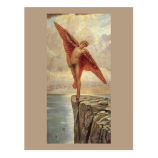 Icarus by Richmond Postcard