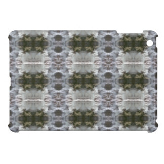 iCases with Frosted Abstract Design iPad Mini Case