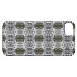 iCases with Frosted Abstract Design iPhone 5 Cover