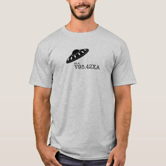 ICD-10: V9542XA - Spacecraft Crash T-Shirt