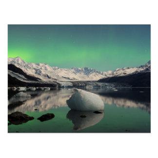 Ice Age Aurora Postcard