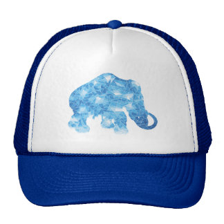 Ice Age Blue Crystal Mammoth Mesh Hat