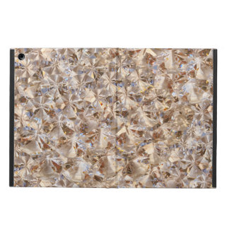Ice Amber Diamond Crystals Glitter Bling iPad Air Cases