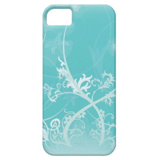 Ice and cold forest iPhone 5 cases