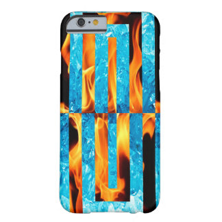 Ice and Fire Barely There iPhone 6 Case